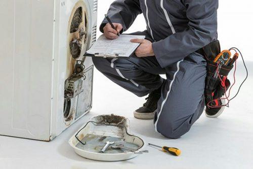 reparaciones y averías secadoras
